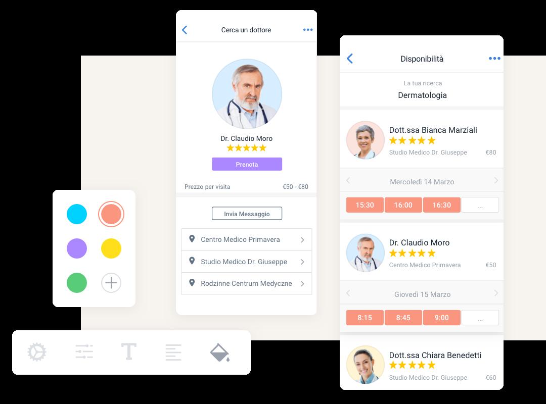software sanitario per campagne di comunicazione pazienti
