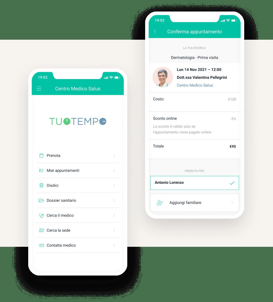 app prenotazione visita medica online